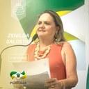 Parabéns Vereadora Zenilda Salústio